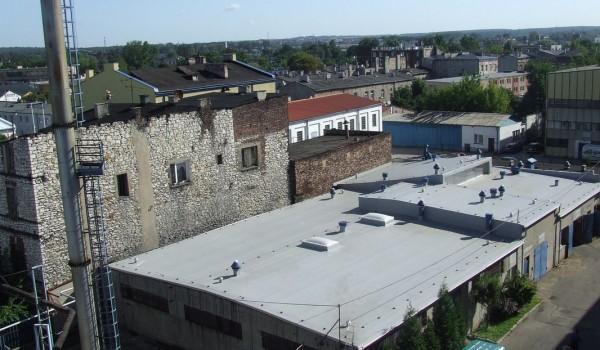 Widok wyremontowanego dachu 2