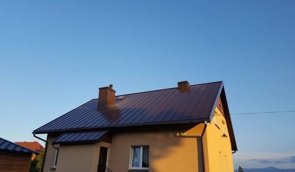 Dach domu jednorodzinnego 2