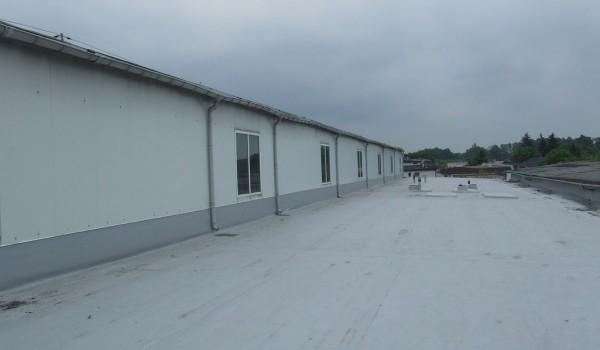 Dach wielopoziomowy 2