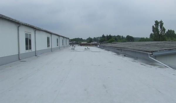 Dach wielopoziomowy