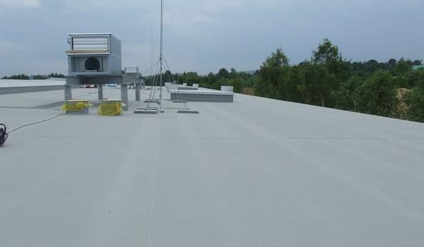Dach z klimatyzacją 3